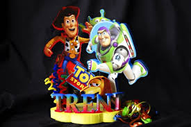 toy story 3 woody and buzzlightyear cake topper adianezh on artfire
