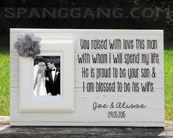 Engagement Gift From Parents Wedding Gift For Parents Of The Groom Gift Mother Of The Groom