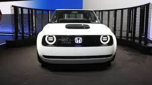 Honda Urban Honda Urban Ev U2013 Retro Elektryk Do Miasta Blog Motoryzacyjny