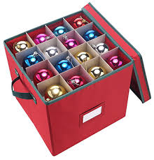 best ornament storage boxes containers for 2018
