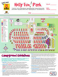 Holly Michigan Map by Holly Koa Fun Park By Ags Texas Advertising Issuu