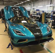 koenigsegg china the first japanese koenigsegg agera rs on the assembly line