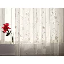 Sheer Embroidered Curtains Inspiration Of Embroidered Sheer Curtains And Cheap Sheer Curtains
