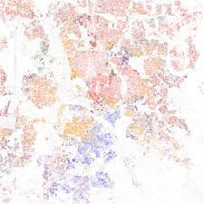 Race Map Race And Ethnicity 2010 Dallas Maps Of Racial And Ethnic U2026 Flickr