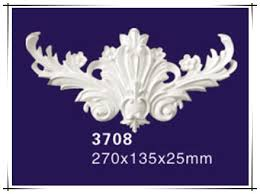 2600 pu china pop design ceiling new ornamental material moulding