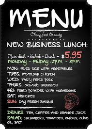 lunch menu template free business menu template 50 free restaurant menu templates food