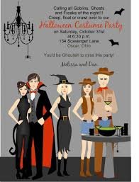 halloween costume party invitation wording how to make halloween