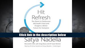 pdf hit refresh the quest to rediscover microsoft s soul and