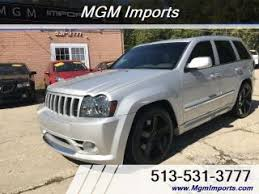 jeep grand srt8 for sale jeep grand srt8 for sale in columbus oh and used