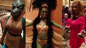 Star Trek Halloween Costume Greatest Star Trek Cosplay