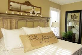 DIY Romantic Bedroom Decorating Ideas Country Living - Diy decorating ideas for bedrooms