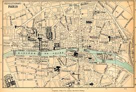 Maps O Street Maps Of Paris France Mapping Revolutionary Paris 18th