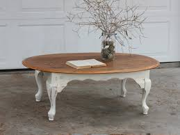 white vintage coffee table jacob coffee table 36 x square coffee table oval and end tables 4