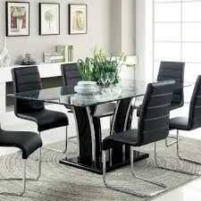 Dining Room Glass Tables 14 Best Modern Dining Table Images On Pinterest Modern Dining