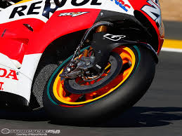honda ccr motogp approves 340mm brake discs motorcycle usa