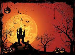 Halloween Backdrop Halloween Backdrops