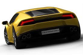 Lamborghini Gallardo Back - the little lambos leading to the 2014 lamborghini huracán
