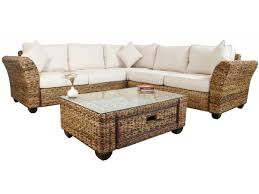 Outdoor Rattan Corner Sofa Kingston Rattan Corner Sofa For Sale Rattan Direct