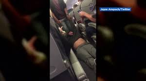 United Airlines Flight Change Fee Calls For Boycott After Passenger Dragged Off Overbooked United