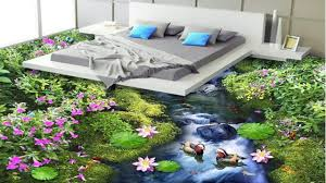 3d Bathroom Floors by Incredible 3d Tiles Turn Kitchen And Bathroom Floors Into Works Of