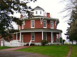 octagonal houses relevant tea leaf the octagon house