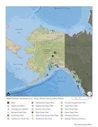 Alaska Population Map by Alaska Profile