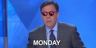 Bob Costas Meme - costas eye infection