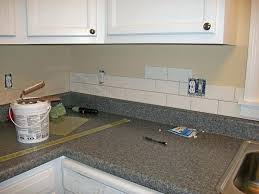 how to put up kitchen backsplash installing kitchen tile backsplash how to install a subway tile