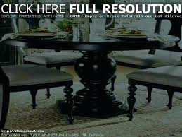 round dark wood pedestal dining table wood round pedestal dining table mafia3 info