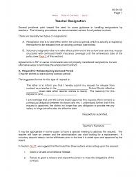 board resignation letter template awesome collection of sample resignation letter for a preschool