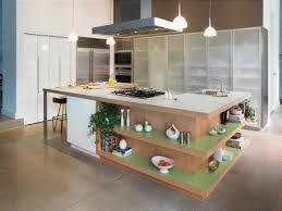kitchen island designs practical kitchen island designs with open shelving