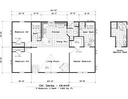 Golden West Homes Floor Plans by Ck441f 3 Bed 2 Bath 1188 Sqft Affordable Home For 64900