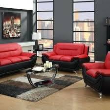 red and black living room set black living room set theminamlodge com
