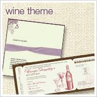 Winery Wedding Invitations Themed Wedding Invitations Shop Wedding Invitations By Theme