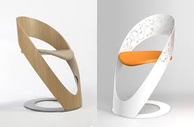 Chair Designs by Curvy Chairs And Stools By Martz Edition