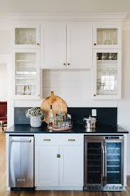 used kitchen glass cabinet doors 9 chic ways to use glass kitchen cabinet doors hunker
