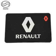 logan renault 2017 car styling 2017 glue mat interior accessories case for renault