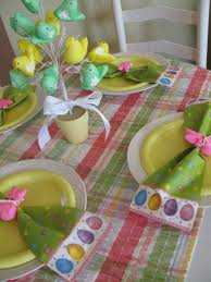 Fun Easter Table Decorations by 31 Best A Dollar Tree Tablescape Images On Pinterest Dollar Tree