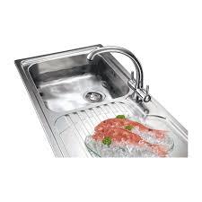 Stainless Steel Kitchen Sinks Plumbworld - Sink kitchen stainless steel