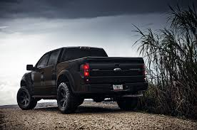 ford raptor lifted ford raptor black 2014 wallpaper