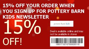 Pottery Barn Burlington Vt Pottery Barn Coupons Occuvite Coupon