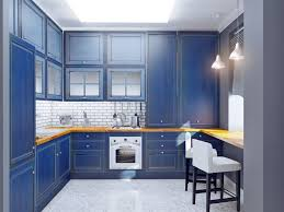 Blue Kitchen Countertops - kitchen decorating kitchen cabinet colors pictures kitchen wall