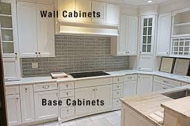 standard height of kitchen base cabinets cabinetry terms with pictures a guide to understanding