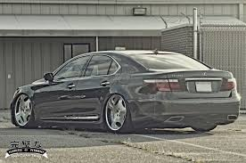lexus ls 460 lowered ls460 vip build by flawlessfitment com lexus ls xf40 build