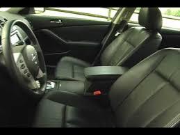 Nissan Altima Black Interior 2009 Nissan Altima Review Youtube
