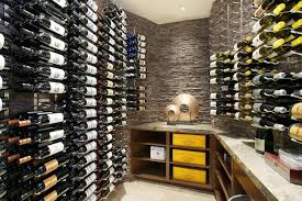 Wine Cellar Wall - wall mounted wine storage contemporary wine rack wine cellar