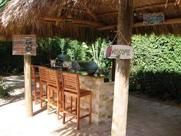 Best Tiki Bars Images On Pinterest Tiki Bars Backyard Ideas - Tiki backyard designs