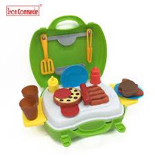cuisine bebe jouet 23 pcs ensemble barbecue cuisine jouer à faire semblant jouets