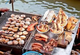 ultimate backyard bbq grilled seafood menu the ultimate seafood backyard party
