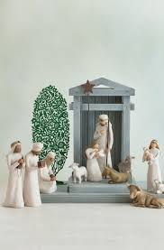 Home Interior Nativity The Three Wisemen For The Nativity Willow Tree